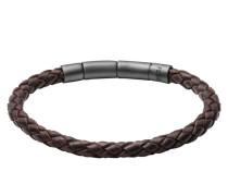 Herrenarmband JF02074001 Leder Braun