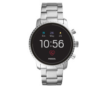 Herrenuhr Q Explorist Hr Smartwatch FTW4011