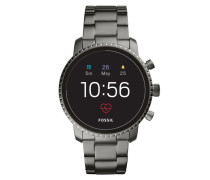 Herrenuhr Q Explorist Hr Smartwatch FTW4...