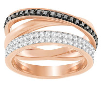Hero Ring, Roségold, Gr. 52, Crystal ...