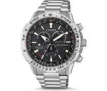 Citizen Herrenuhr Eco-Drive Multifunction Watch...