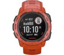 Garmin Instinct Tundra Herren Smartwatch Feuerr...