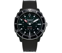 Alpina Seastrong Horological Smartwatch Schwarz...