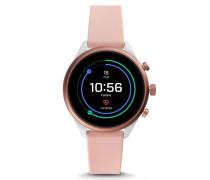 Smartwatch Sport Silikon Rosa FTW6022 4....