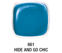 for Professionals Nagellacke Blau & Grün - 861 Hide And Go Chic, 13,5 ml