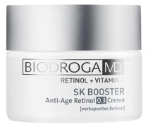 SK BOOSTER Anti-Age Retinol 0 3 Creme - 50 ml