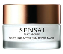 Silky Bronze Soothing After Sun Repair Mask - 60 ml