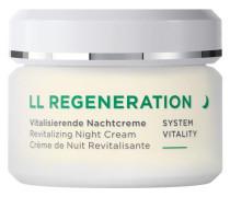 LL REGENERATION SYSTEM VITALITY Vitalisierende Nachtcreme - 50 ml