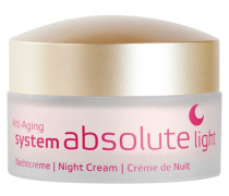 SYSTEM ABSOLUTE SYSTEM ANTI-AGING Nachtcreme Light - 50 ml