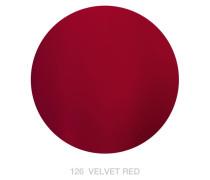 Nagellack - vegan & 6-free - 126 Velvet Red, 10 ml