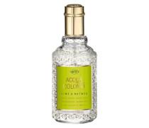 Lime & Nutmeg Eau de Cologne - 50 ml
