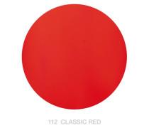 Nagellack - vegan & 6-free - 112 Classic Red, 10 ml