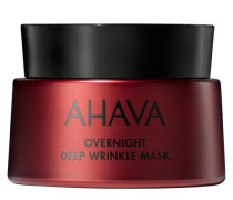 AHAVA APPLE OF SODOM Overnight Deep Wrinkle Mask - 50 ml