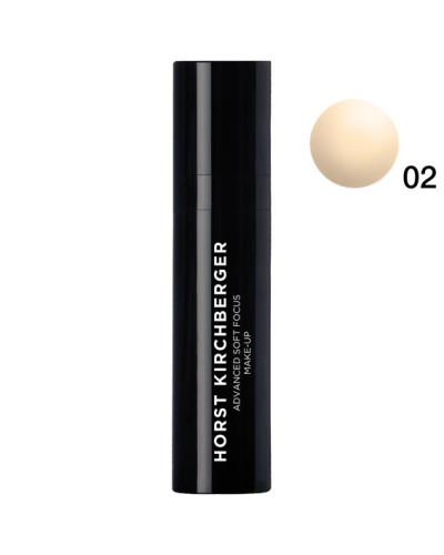 Advanced Soft Focus Make Up - 02 Almond, 30 ml