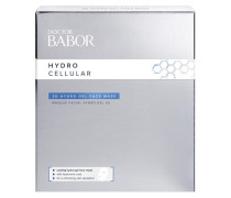 Hydro Cellular 3D Hydro Gel Face Mask - Pro Packung 4 Stück