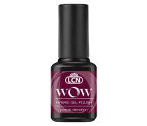 WOW Hybrid Gel Polish - Purple Devotion (18), 8 ml
