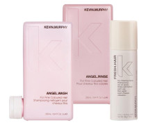 Kevin Murphy Angel Set (Shampoo 250 ml + Conditioner 250 ml + Trockenshampoo 57 ml)