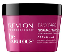 Be Fabulous Daily Care Normal/Thick Hair C R E A M Mask - 200 ml