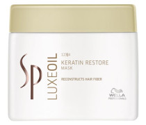 LuxeOil Keratin Restore Mask - 400 ml
