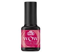 WOW Hybrid Gel Polish - Sassy Pink (12), 8 ml