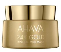 AHAVA 24K Gold Mineral Mud Mask - 50 ml