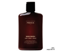 MAN Wash Hair + Body + Shave - 1 Liter