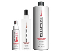 Firm Style Freeze and Shine Super Spray - 250 ml