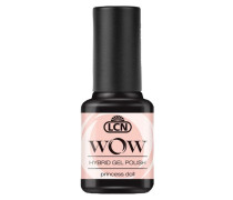 WOW Hybrid Gel Polish - Princess Doll (4), 8 ml