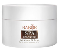 SPA Balancing Salt & Sugar Oil Scrub - 200 ml