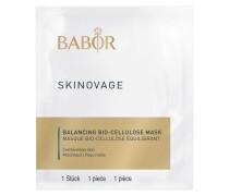 SKINOVAGE Balancing Bio-Cellulose Mask - Pro Packung 5 Stück