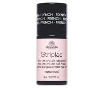 Striplac French - Rosa, 8 ml
