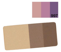 Petal Essence Eye Color Trio - 997 Violet Bloom , 2,5 g