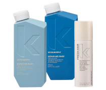 Kevin Murphy Repair-Me Wash Set (Shampoo 250 ml + Conditioner 250 ml + Trockenshampoo 57 ml)