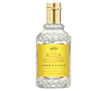 Lemon & Ginger Eau de Cologne - 50 ml