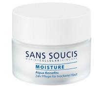 MOISTURE Aqua Benefits 24h Pflege für trockene Haut - 50 ml