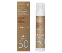 Red Grape Sunscreen Face Cream Matte - SPF 50, 50 ml