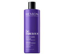 Be Fabulous Daily Care Fine Hair C R E A M Lightweight Shampoo - 1 Liter