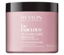 Be Fabulous Texture Care Smooth Hair C R E A M Anti-Frizz Mask - 500 ml