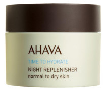 AHAVA Time To Hydrate Night Replenisher - 50 ml