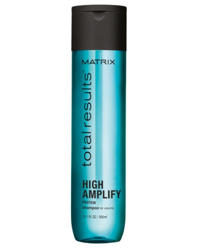 Total Results High Amplify Shampoo - 300 ml