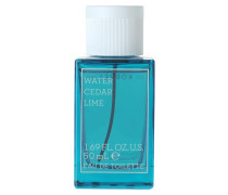 Water / Cedar / Lime Eau de Toilette - 50 ml