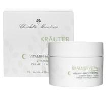 Kräutervital Vitamin-Nachtcreme - 50 ml