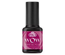 WOW Hybrid Gel Polish - Bordeaux Temptation (14), 8 ml