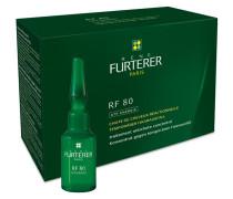 RF 80 ATP Energie Konzentrat gegen temporären Haarausfall - Packung mit 12 x 5 ml