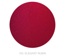 Nagellack - vegan & 6-free - 153 Elegant Rubin, 10 ml