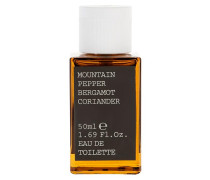 Mountain Pepper / Bergamot / Coriander Eau de Toilette - 50 ml