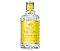 Lemon & Ginger Eau de Cologne Splash & Spray - 170 ml