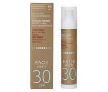 Red Grape Sunscreen Face Cream Matte - SPF 30, 50 ml