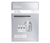 Lifting Cellular Customized Silver Foil Face Mask