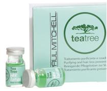 Tea Tree Hair Lotion Keravis & Tea Tree Oil - Packung mit 12 x 6 ml